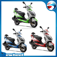 Bewheel cheap motor 125cc gas scooter for sale