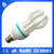 Cfl light bulbs 85w 105w with lotus shape