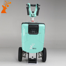 2017 newest portable three wheel folding electric scooter