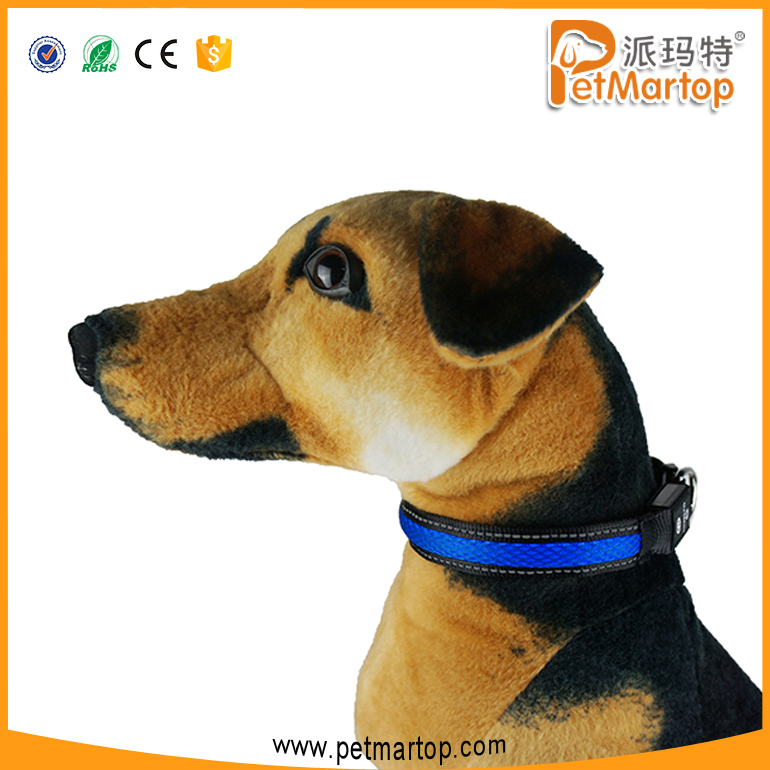 Wholesale Alibaba No Moq Limited Usb Rechargeable Dog Collar
