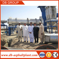 2016 road construction asphalt drum mix plant equipment