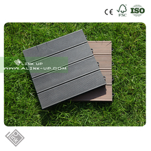 Durable anti slip plastic composite flooring wood wpc outdoor decking
