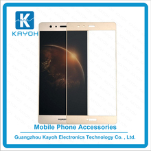 [kayoh]High quality for Huawei P9 3D tempered glass screen protector, tempered glass for Huawei P9