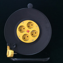 Cable Reel 10-20M with 4 outlets 16A 250V