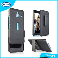 2016 new fashion swivel belt clip fancy case for Nokia lumia 640xl