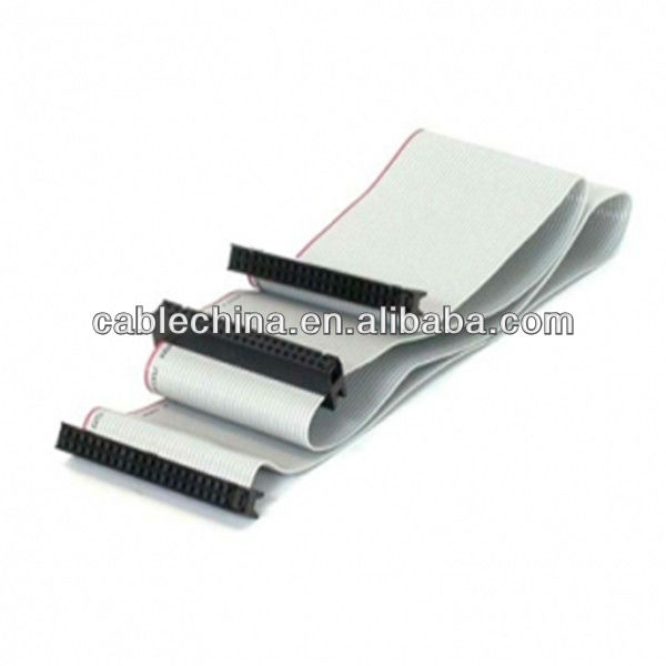 40(2x20) Way IDC FFC Female Connector & Ribbon Cable