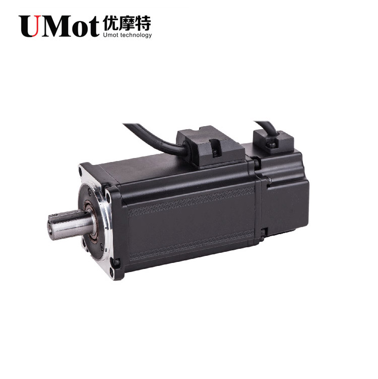 Absolute Encoder 17 bit 200w 0.64nm servo motor