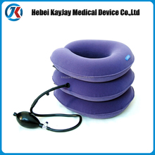 Hot sale 3 layers air pump air neck traction