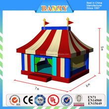 PVC inflatable bouncer for sale, outdoor giant inflatable water slide for adult, cheap bouncy castle prices GBI-BC-081
