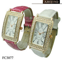 latest hot sale quartz girls dress crystal japanese brand watches