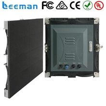 led flexible curtain irregular screen/led mesh curtain 2015 Leeman P8.9 SMD outdoor led l video wall screens