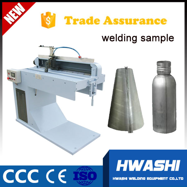 HWASHI Automatic Straight Seam Welding Machine, MIG Welding Machine
