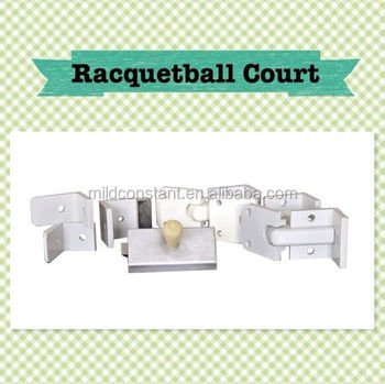 Racquetball court view racquetball court product for Average cost racquetball court