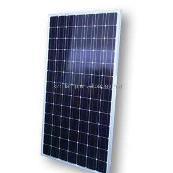new arrived yangzhou price solar panel manufacturers in china / price per watt polycrystalline silicon solar panel