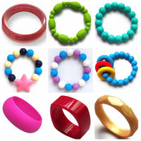 China Manufacturer BPA Free Silicone Bracelet Mold Wholesale