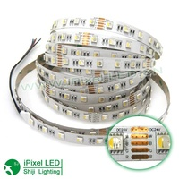 Cheap and fine !60leds matrix rgbw led rope light CE RoHs waterproof