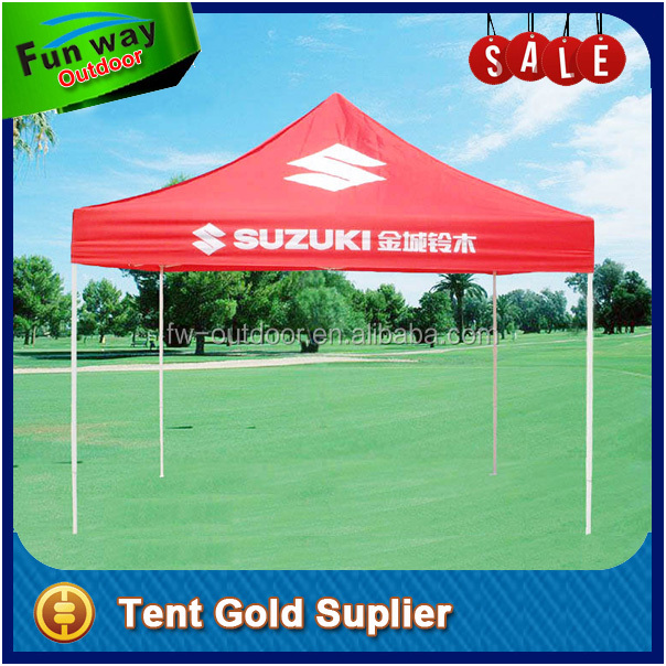 Easy pop up 4x4 canopy tent