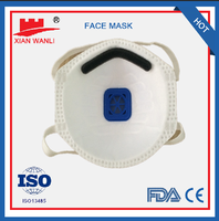 single pack disposable mouth cover mask