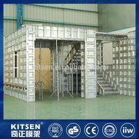 Excellent quality solidity aluminium alloy formwork beam