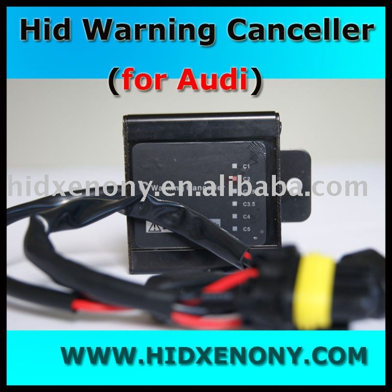 HID Warning Canceller(for Audi)