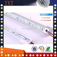 good quality 5050 5630 7020 smd led light smd DC12/24V underwater led light strip with ce rohs