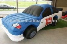giant inflatable car advertising model