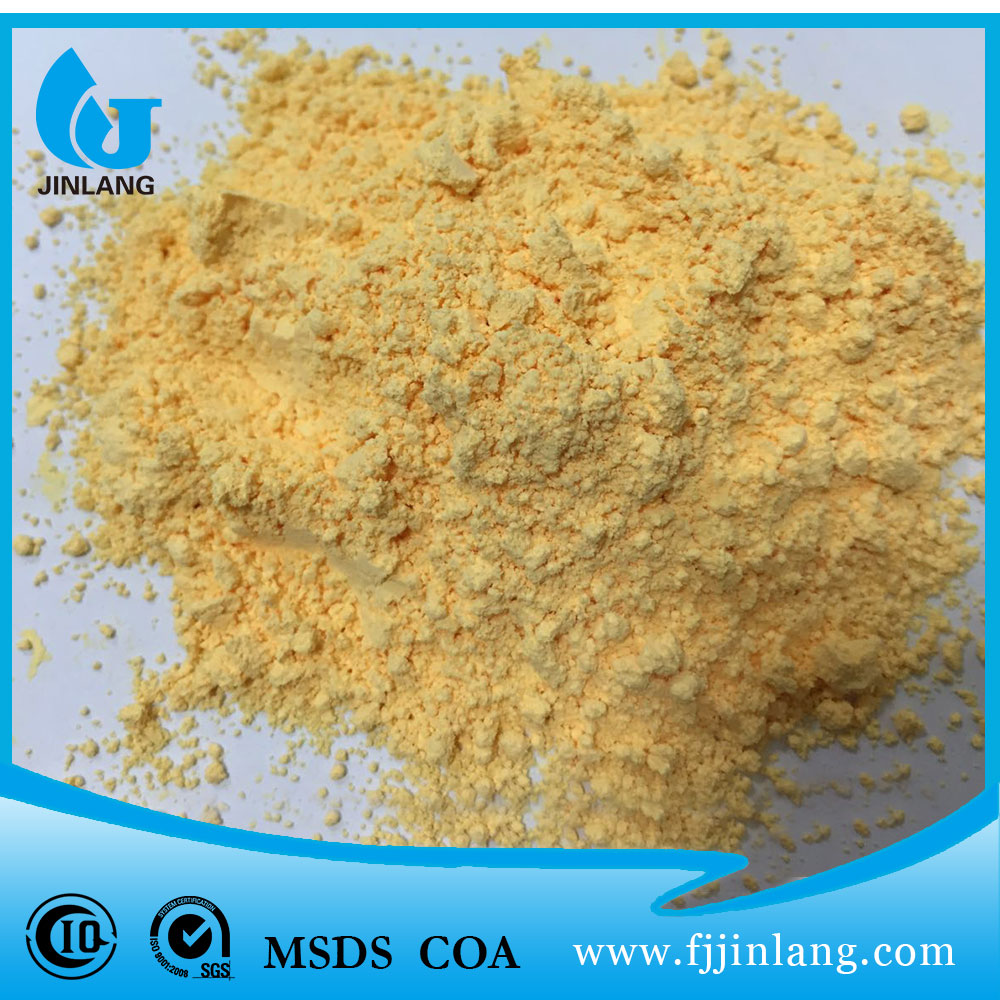 Light yellow ac blowing agent powder for EVA injection moulding shoes