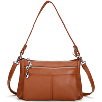 HD0423 2015 Wholesale Colorful Italian Leather Bag Factory