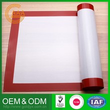 Factory Direct Sales Non-Stick Rubber Baking Mat Oem Oven Silicone Baking Mat