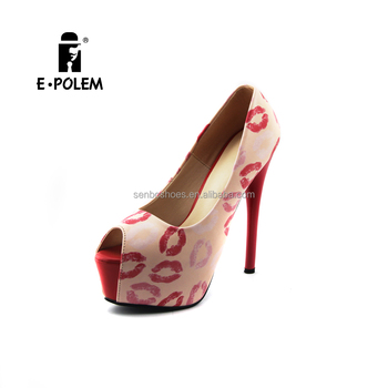New women shoes Sexy High Heel latest fashion design High Heel lady shoes