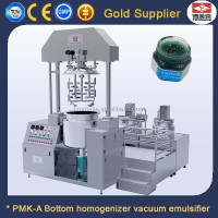 Industrial Blender Machine Bottom Homogenizer Equipment Used For Ointments