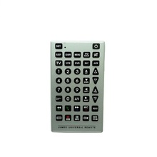 BLS244 jumbo universal remote control from tianchang factory
