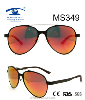 2017 Collection Classical Metal Sunglasses,Polarized