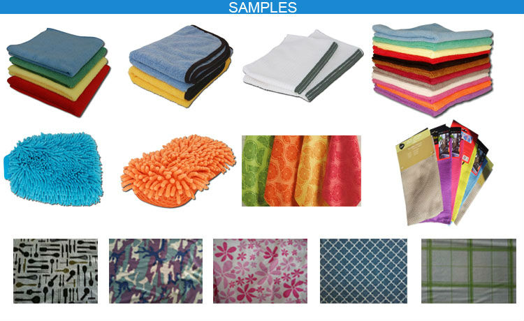 hot sale multi-purpose lint free microfiber cloth
