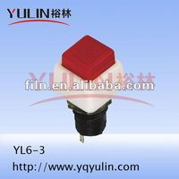 YL6-3 10mm pc on off torch switch