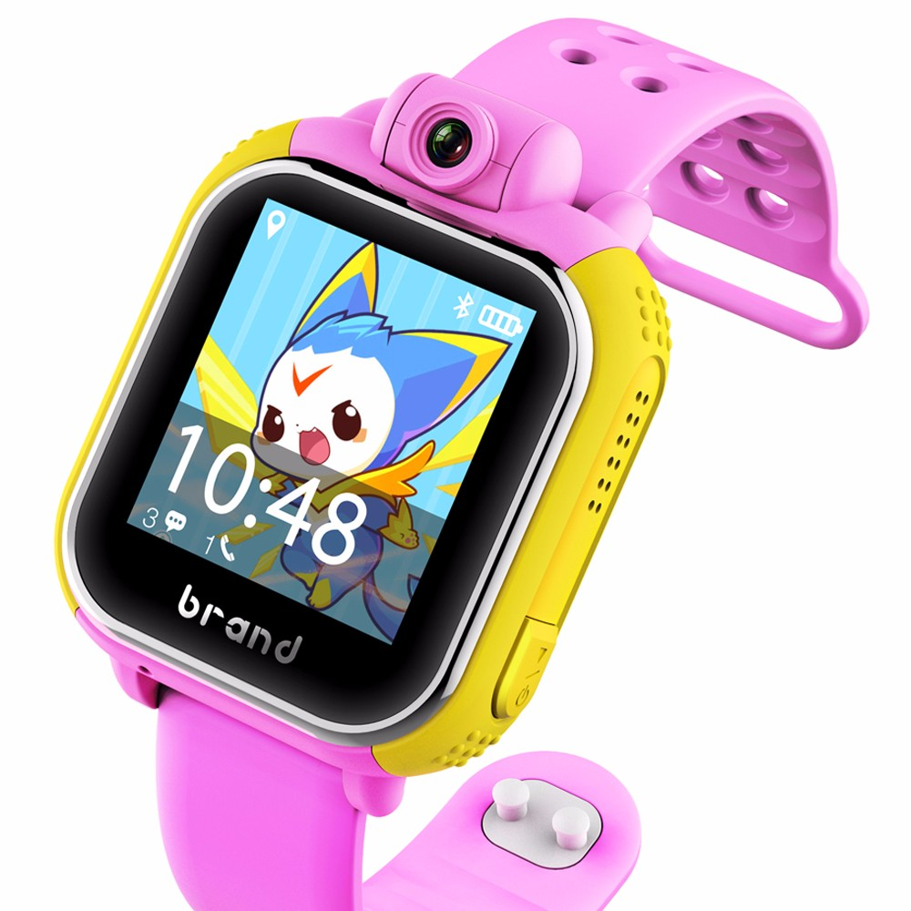 Camera bluetooth sim card waterproof ip67 kids gps running watch with 3g <strong>wifi</strong>