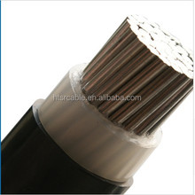 factory sale aluminum conductor steel reinforced covered line wire/overhead power cable
