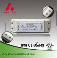 non-waterproof CE/UL listed constant current external led dimmable driver 17.5w 350ma