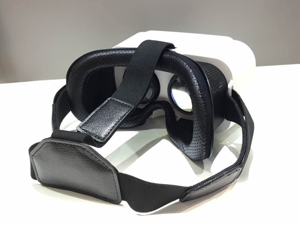 New Generation bluetooth vr headset 3d Glasses for iphone 6 samsung Smartphone
