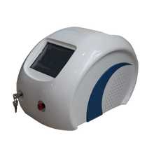 High frequency 980nm diode laser vascular spider vein removal