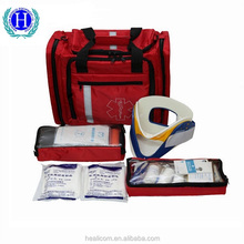 EX-015 China Factory OEM Medical Emergency First Aid Survival Kit / Bag For Car Outdoor Travel