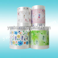tissue paper auto packaging film