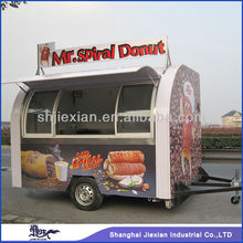 2014 New Style!!! Perfect Mobile Catering Van