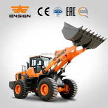ENSIGN Wheel Loader YX656 with Joystick and 3.0 m3 Bucket