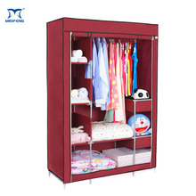 Outlet New Product Assemble Folding Portable Wardrobe