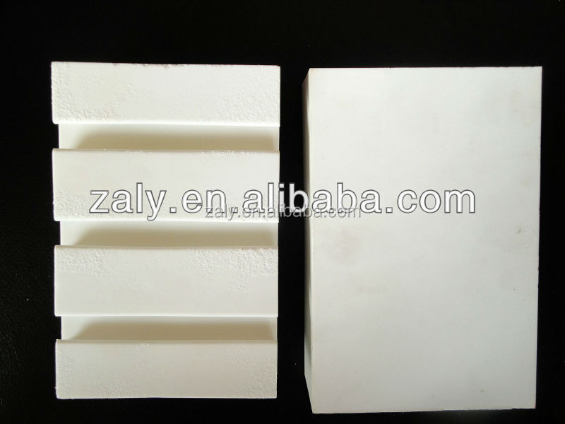 hot sale 92%/95% high alumina ceramic lining bricks