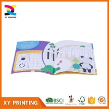 Guangzhou Eco Friendly Adult Coloring Book Printing