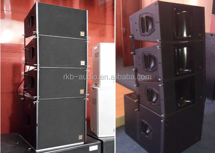 Q2 18 inch dj bass line array subwoofer