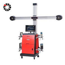 Imaging 4-wheel alignment for promotion