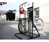 High Rack Powder Coated Helmet Bicycle Bike Stand